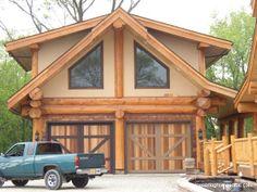 Courtesy of Pioneer Log Homes of B.C.
