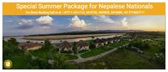 Special #Summer Package for Nepalese Nationals As usual, we are offering a special discounted summer package for Nepali nationals.  For more details about the package visit : http://goo.gl/pKXpzk  For bookings contact : Mr. Nischal (Kathmandu office) - Email: bjl@barahi.com, barahi@wlink.com.np Mobile: +977 9851093437