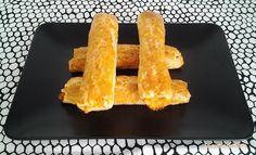 Cañas de jamón y queso | Cocinar en casa es facilisimo.com