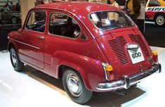 SEAT 600 - Wikipedia, the free encyclopedia Fiat 500, Europe Car, Eastern Europe, Old Cars, Retro, Classic, Vehicles, Italy Spain, Free