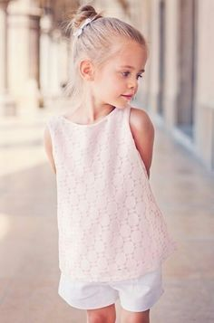 Naww she is such a adorable kid