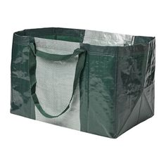 YPPERLIG Shopping bag, large IKEA Takes little room to store as it folds flat. Also suitable for recycling. Easy to keep clean – just rinse and dry.