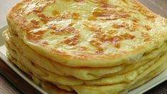 How To Make Naan Bread - Kitchen Cookbook Make Naan Bread, How To Make Naan, Bread Kitchen, Instant Yeast, Dry Yeast, Kefir, Bread Baking, Cooking Recipes, Favorite Recipes