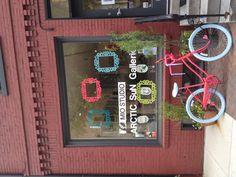 Store front of Mio Studio