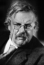 G. K. Chesterton: author, apologist, philosopher, debater