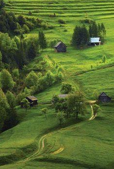 Pieniny Mountains National Park, South Poland
