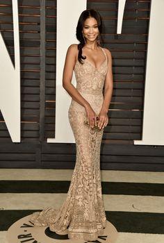 Chanel Iman style file - Vogue Australia