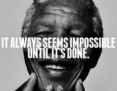 | The 23 Best Nelson Mandela Quotes | Deseret News