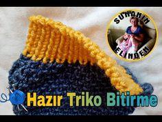 İLMEK KAPATMA - HAZIR TRİKO LASTİK BİTİRİLİŞİ (ÖRGÜ) - YouTube Twist Braid Hairstyles, Twist Braids, Hand Knitting, Knitting Patterns, Knit Crochet, Crochet Hats, Natural Hair Styles, Curly Hair Styles, Scene Hair