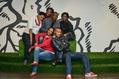 Kgomotso Meso, Mpho Raphata, Bob Mabena, Kuli Roberts, Sindi Mnguni and Hlalefang