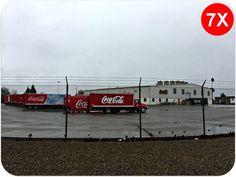 Coca-Cola Refreshments Stockton Distribution Cente