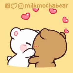 Kirby Memes 614811786621711092 - Source by analeticiabaum Cartoon Kiss, Cute Bunny Cartoon, Cute Cartoon Images, Cute Love Pictures, Cute Cartoon Characters, Cute Love Cartoons, Cute Love Gif, Cartoon Songs, Cute Cartoon Wallpapers