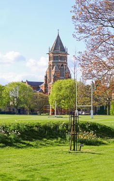 Where rugby first started: The Close, Rugby School, Rugby, Warwickshire, England