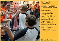 Building Life Skills with FIRST LEGO League (FLL) - Education Possible