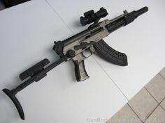 Roll Call Custom Armory Romanian Pump Action AK-47