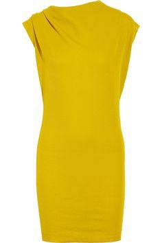 Fine-knit cotton-blend dress by Lanvin