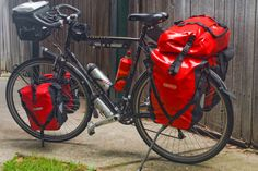 Bags packed, bike loaded. What was I thinking? | 1bigunit