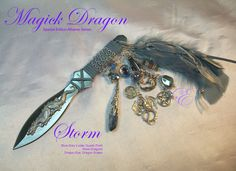 Storm Magick Dragon Special Edition Athame Series