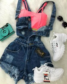 Cute Summer Outfits For Teens Tumblr Outfits, Hipster Outfits, Teenage Outfits, Teen Fashion Outfits, Cute Casual Outfits, Swag Outfits, Mode Outfits, Cute Summer Outfits, Outfits For Teens