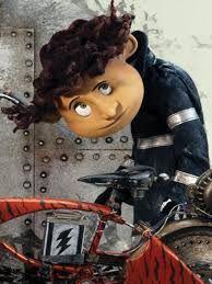 "Wyborn ""Wybie"" Lovat is the tritagonist of the 2009 Laika movie, Coraline. He is the neighbor and acquaintance-turned-friend of Coraline Jones. Coraline And Wybie, Coraline Art, Coraline Jones, Coraline Characters, Cartoon Characters, Fictional Characters, Neil Gaiman, Coraline Aesthetic, Laika Studios"