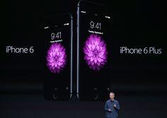 Cazuza: Novos iPhones terão tamanhos diferentes de tela.