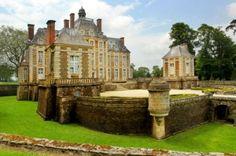 chateau de Balleroy © Com Pôle Touristique du Bessin - Grégory Wait