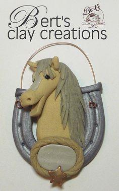 horse, Polymer Clay girl, masa flexible, cold porcelain, masa francesa, porcelana fria