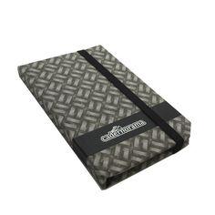 Caderneta Notepaper Essence - Metal - LOJA CADERNORAMA. suas ideias cabem aqui