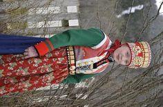 BUNAD.... traditional Norweigen attire.