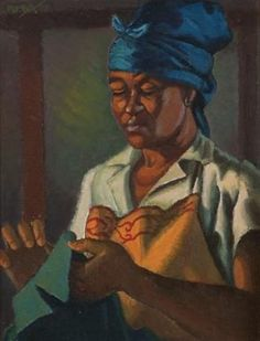 View Woman sewing by George Mnyalaza Milwa Pemba on artnet. Browse upcoming and past auction lots by George Mnyalaza Milwa Pemba. South Africa Art, Contemporary History, Social Realism, African Art, Black Art, Art And Architecture, Female Art, Auction, Sewing