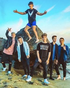 Logan Paul with Why Don't We Group!!!