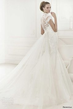 2015 bridal gown collections | 2015 Pre-Collection Wedding Dresses — Glamour Bridal Collection ...