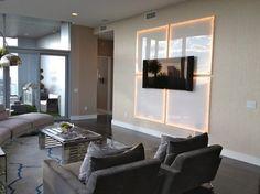 Modern Home framing memorbilia Design Ideas, Pictures, Remodel and Decor