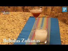 La horchata y el papelón con limón, paso a paso en Sabores del Zulia