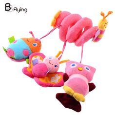 $8.78 (Buy here: https://alitems.com/g/1e8d114494ebda23ff8b16525dc3e8/?i=5&ulp=https%3A%2F%2Fwww.aliexpress.com%2Fitem%2FLovely-Baby-Kids-Cot-Spiral-Activity-Hanging-Decor-Butterfly-Ladybug-Decor-Sleeping-Stroller-Toys-for-Cot%2F32649794204.html ) Lovely Baby Kids Cot Spiral Activity Hanging Decor Butterfly Ladybug Decor Sleeping Stroller Toys for Cot/Car Seat/Pram Gifts for just $8.78