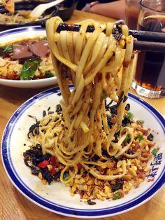 Yibin Fiery Noodles