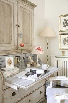 French Inspired Office TidbitsTwine 4 18 Fabulous, French Inspired Home Offices