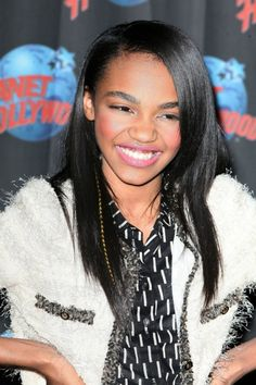 China McClain media gallery on Coolspotters. See photos, videos, and links of China McClain. Cute Hairstyles For Kids, Dope Hairstyles, China Mclain, China Anne Mcclain, Big Music, Hair Photo, Her Style, Celebs, Female Celebrities