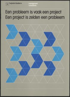 Ben Bos – Brochures – 1977 –  Bron: TD00804 #totaldesign