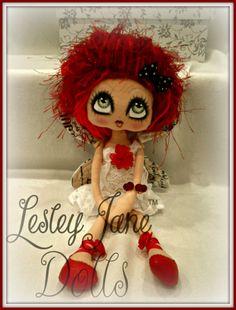 Lesley Jane Dolls - Mindy Sugarshaker