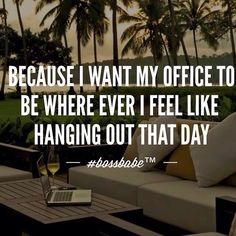 Living life on our own terms as self-employed entrepreneurs... #ownyourlife #workparttime #fulltimewage #askmehow