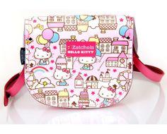 Saddle Bags, Hello Kitty, My Style, Fans, Jewelry, Products, Fashion, Tatuajes, Moda