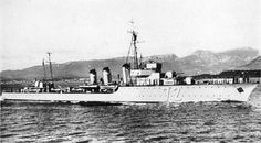 Adroit french destroyer class 1926