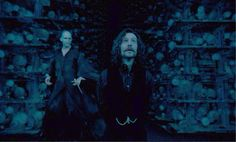 Harry's vision of Sirius being tortured by Voldemort at the Department of Mysteries (Harry Potter and the Order of the Phoenix)