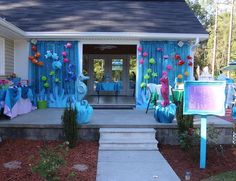 Ivy's Under the Sea 4th Birthday Party - Under the Sea