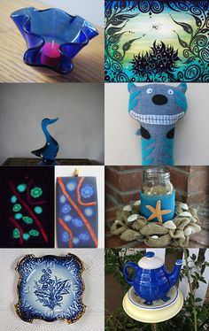 TNteam Blues by Bob and Pam Holt on Etsy--Pinned with TreasuryPin.com