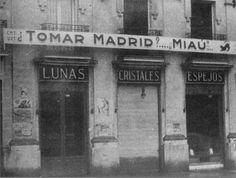 Fotos de Madrid durante la Guerra Civil -