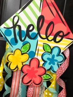 99f2a013b7a Kite 2.jpg Teacher Door Hangers