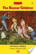 The Boxcar Children - The books I read looked nothing like this, but this has to be one of my favorite stories of all times. They were my friends, and I followed them to the dump, fixing up the boxcar and through all their adventures wishing I was with them. My first copy literally fell apart. My joy was turning literally hundreds of children onto these book while teaching 34 years.