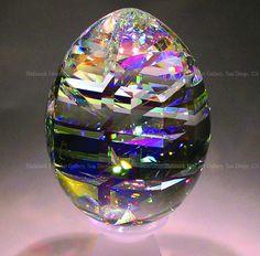Jack Storm Dichroic Glass Art